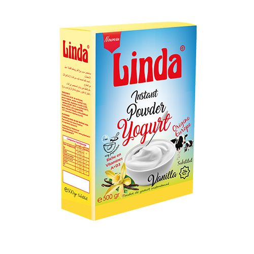 linda-instant-yogurt-500g vanille